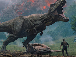 Jurassic World: el reino ca�do