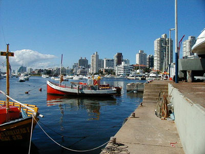 Puerto de Punta del Este - Punta del Este