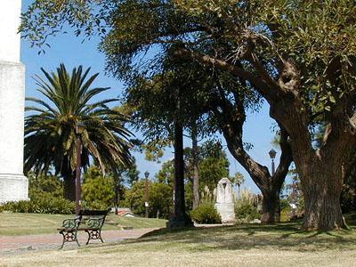Plaza de la Torre del Vigía - Maldonado