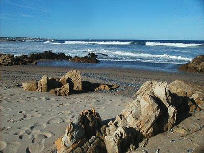 Playa de Manantiales - La Barra