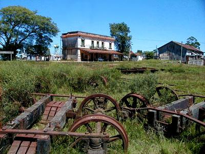 Estación de Ferrocarril - San Carlos