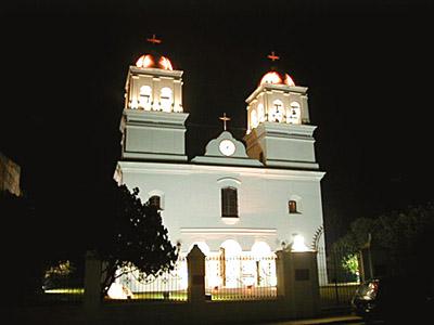 Iglesia de San Carlos - San Carlos