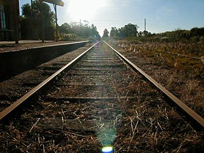 Estación del Ferrocarril - Piriápolis