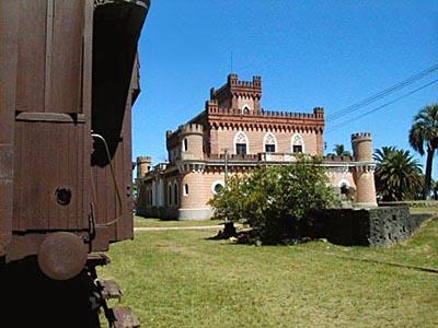 Castillo de Piria - Piriápolis