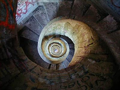 Interior de la Cruz del Cerro Pan de Azúcar - Pan de Azúcar