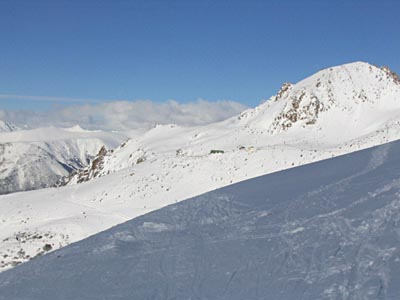 Vista desde el Cerro Catedral - Bariloche