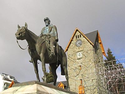 Monumento a Juan A. Roca - Bariloche