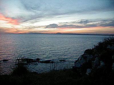 Atardecer en Casapueblo - Punta Ballena
