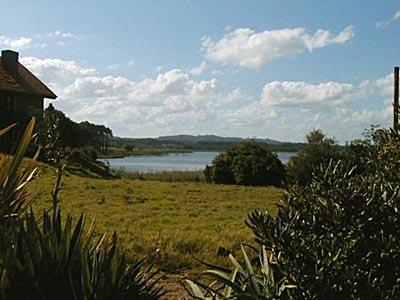 Laguna del Diario - Punta Ballena