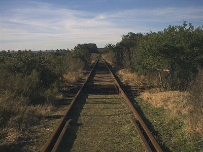 Estación del Ferrocarril - Garzón