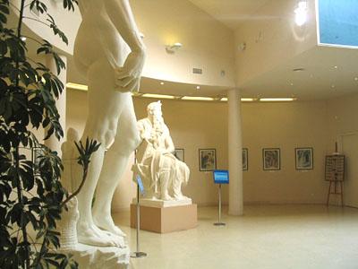 Museo de Miguel Ángel en el Cerro Otto - Bariloche