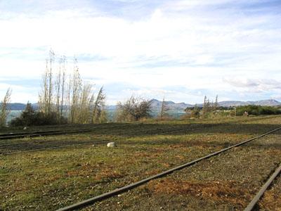 Estación del Ferrocarril - Bariloche