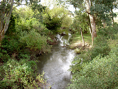 Arroyo del Aiguá - Aiguá