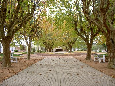 Plaza de Aiguá - Aiguá