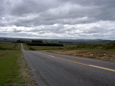 Ruta Nacional 39 - Aiguá