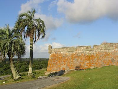 Fortaleza de Santa Teresa - Punta del Diablo