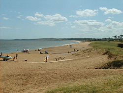 Playa de Pinares