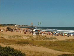 Playas de La Barra