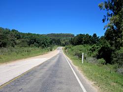 Ruta 12 Laguna del Sauce