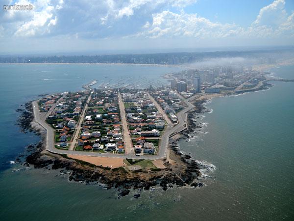 Pen�nsula de Punta del Este, Maldonado, Uruguay.