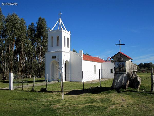 Iglesia de Pueblo Edén.