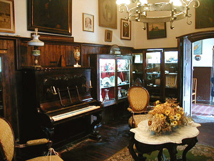 Museo mazzoni maldonado punta del este uruguay informaci n for Muebles en maldonado uruguay