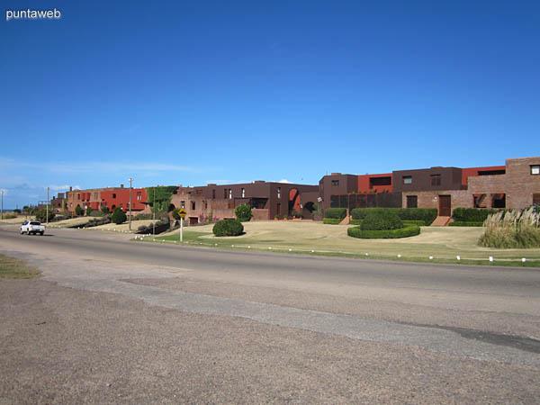 Terrazas de Manantiales en El Chorro.
