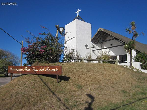 Parroquia Nuestra Señora del Rosario.