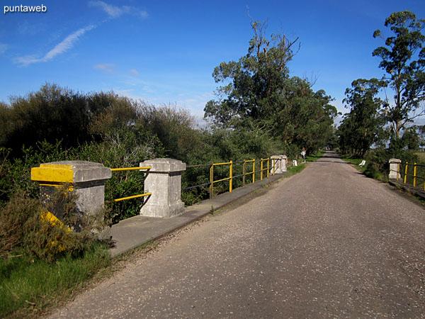 Camino de Los Ceibos.