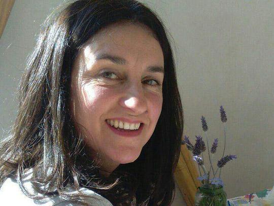 Silvana Lapalma. Consultora independiente y L�der de grupo Swissjust Uruguay.