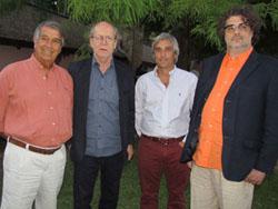 Fundación Bienal de Montevideo y Fundación Banco República realizaron lanzamiento de la Bienal de Montevideo 2014