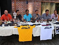 Deportistas, periodistas y famosos presentes en el Partido de las Estrellas