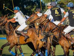 El equipo Chivas ganó el primer torneo del Abierto de Polo de Punta del Este