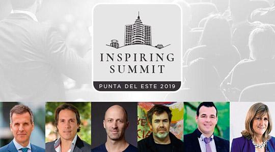 foto de la nota Inspiring Summit re�ne a candidatos a la Presidencia en Enjoy Punta del Este