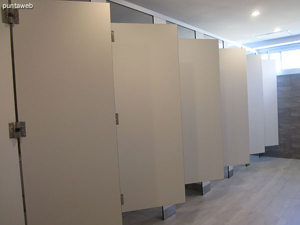 Toilets in the Spa industry.