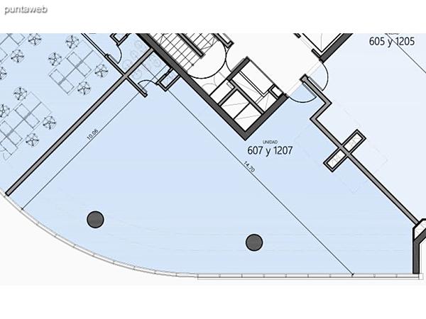 605–1205 – 116.70 m²