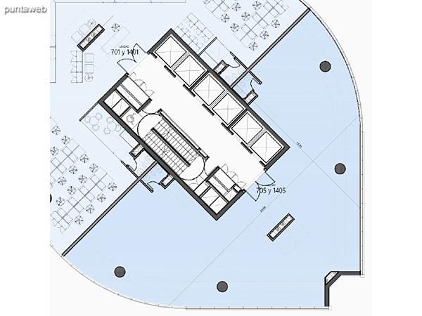 701–1401 – 249.60 m²