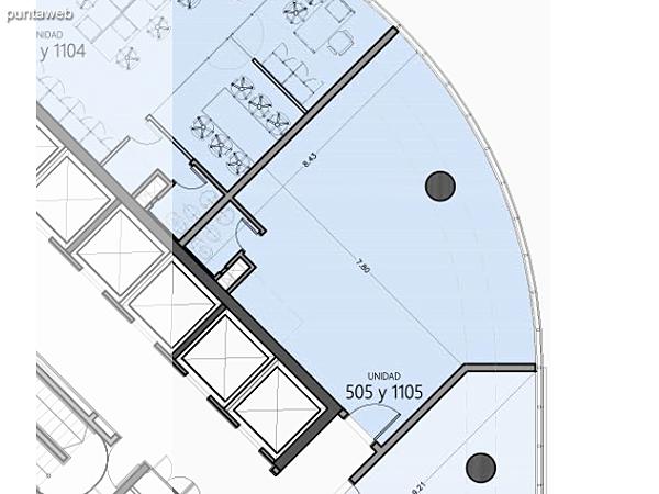 504–1104 – 60.10 m²