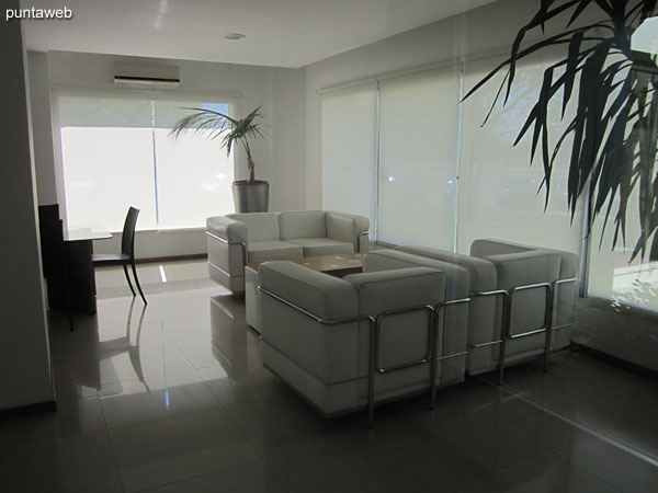 Multipurpose room.