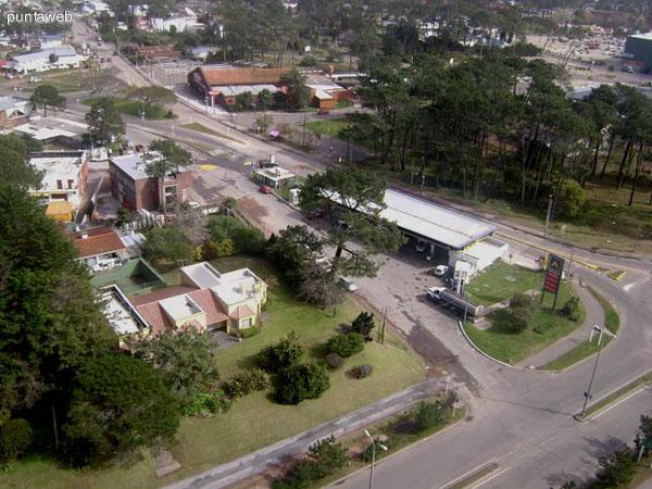Parada 5 de Avenida roosevelt y Pedragosa Sierra, donde se ubicara el proyecto.