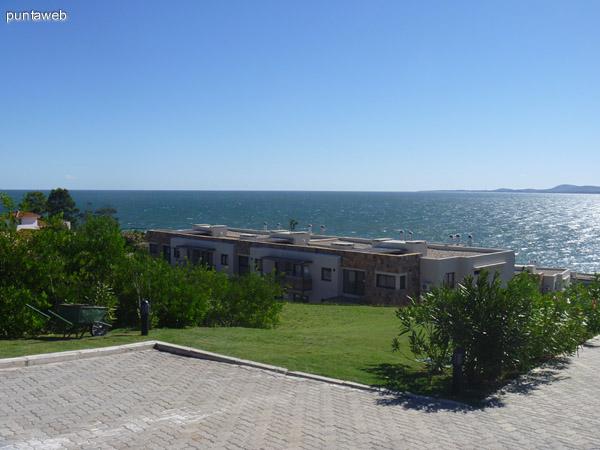 Vistas del entorno de Quartier Punta Ballena.