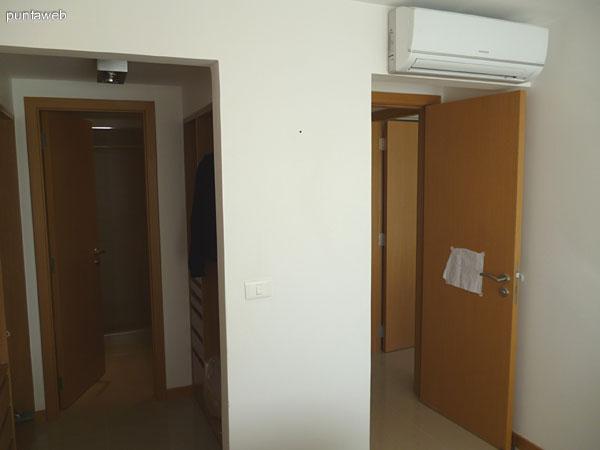 Split en segunda suite.