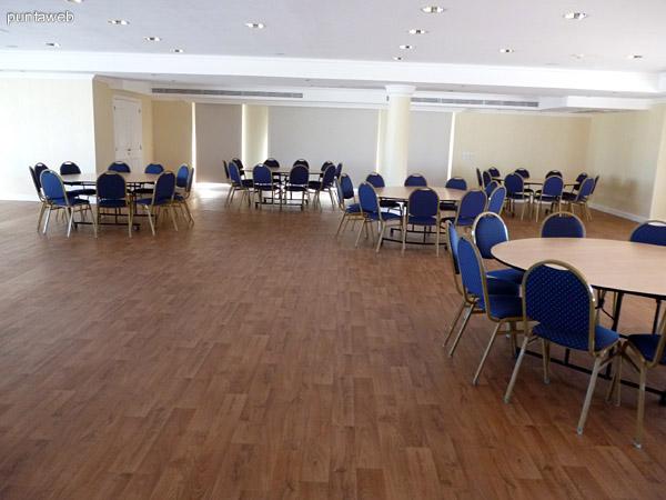 Salón para reuniones.