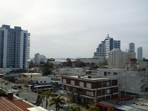 Distancia relativa a la Parada 5 con el Hotel Conrad frente al mar.