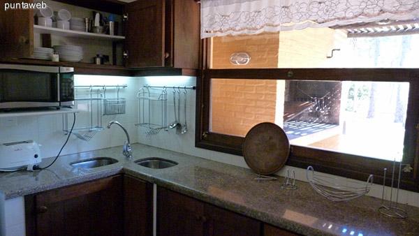 Casa ideal para diez personas en complejo cerrado con - Casa diez dormitorios ...