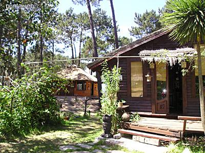 Caba a estilo tailand s en montoya alquiler casas montoya for La cabana divertida