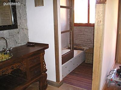 Cabaña estilo tailandés en Montoya Alquiler Casas Montoya ...