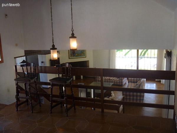Playroom en Planta Alta.
