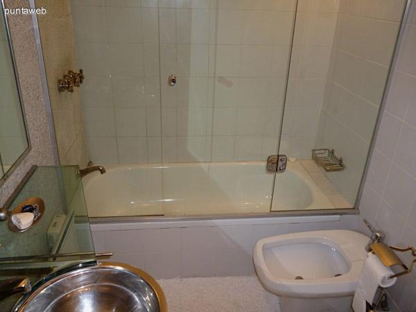 Quinto baño en suite.