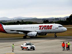 TAM Airlines y Enjoy Conrad celebraron la llegada del vuelo inaugural Punta del Este – San Pablo